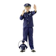 Polizei Jungen-Kostüme & -Verkleidungen aus Polyester
