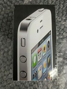 Apple iPhone 4 - 8GB - NEW IN BOX FACTORY SEALED A1332 - MD 197LL/A