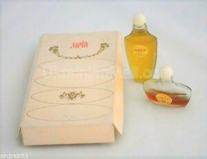 Vintage Perfume Dream Mria Мрiя Мечта Ukraine Eau de Clogne&Perfume Set VP12
