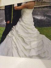Robe de marié (Wedding dress) taille 36(fR)