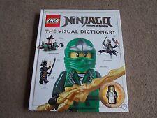 Lego-Ninjago (el Diccionario Visual) totalmente Nuevo