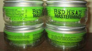 Lot of 4 Tigi Bed Head Mastermind 2 oz