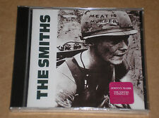 THE SMITHS - MEAT IS MURDER - CD SIGILLATO (SEALED)