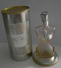 Flacon parfum Jean Paul Gaultier  EDT 50 ml vide  + boite