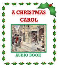 A Christmas Carol Audio Book Charles Dickens MP3 CD Dramatised talking books