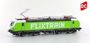 HS L.S.  Models LS16074S E Lok Vectron  D-Railpool  BR 193 Flixtrain D/c  Sound
