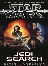 Jedi Search (Star Wars) By Kevin J Anderson