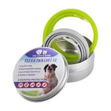 New listing 2 Pcs Dog Cat Collars Flea Repellent Insect Flea Repellent Oil Flea Pet Collars