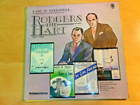 RODGERS AND HART - LP - EASY TO REMEMBER [DANCE BANDS PLAY]