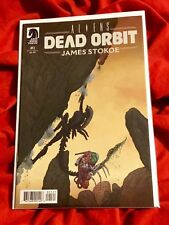 ALIENS DEAD ORBIT #1~GEOFF DARROW VARIANT~JAMES STOKOE DARK HORSE COMICS SCI-FI