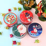 Christmas Wedding Candy Gift Box Sealed Jar Biscuit Storage Tin Container Case#