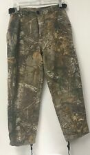 Scent Blocker Realtree Trinity Tech Super Freak Pant Youth XL