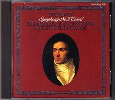 Christopher Hogwood: Beethoven Symphony 3 EROICA AAM L 'OISEAU-LYRE CD SYMPHONIES