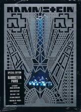 Rammstein - Paris (Live) (2017)  2CD+Blu-ray  Special Edition  NEW  SPEEDYPOST
