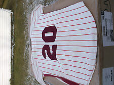 Philadelpha Phillies Mike Schmidt 20 Jersey Small Made in Canada Number Back