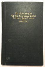Four Gospels of Our Lord Jesus Christ Shawnee Indian Language Thomas Alford 1929