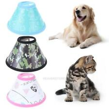 Dog Cat Protection Cover Wound Healing Medical Cone Adjustable Protective Collar