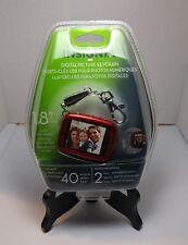 "Insignia - 1.8"" LCD Digital Photo Key Chain Red - NS-DKEYBK09"