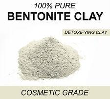 Bentonite Clay Powder, 6 oz, Detoxifying Face Mask and Body Powder