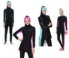 New Women Muslim Swimwear Swimsuit Full Cover Islamic bathing suits Burkini