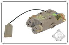 FMA PEQ-15 LA5 Upgrade Ver LED White Green Laser IR Lenses With Code (DE) TB0073