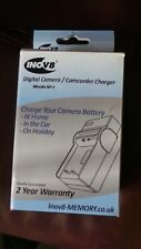 Inov8 Replacement Digital Camera Battery Charger Kit for Kodak Klic 3000 + OTHER