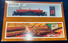 TYCO HO 926:900 Train Remote Control Log Dump Car Set In Original Box