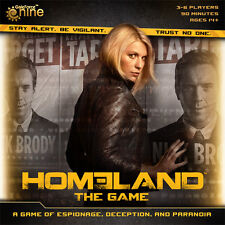 Homeland : The Boardgame - (New)
