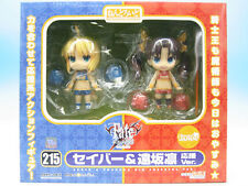 Nendoroid 215 Saber & Rin Tohsaka : Cheerful ver. Fate/stay night Good Smile...