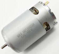 18V Gleichstrommotor HRS 550 SH Mini Mikro Motor für Akkuschrauber ua 18 Volt DC