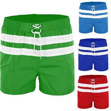 Costume Da Bagno Uomo Mare Boxer Piscina Pantaloncino Bermuda Shorts Corto VEQUE