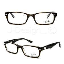 b043106185 Ray Ban RB 5206 2445 Dark Tortoise Green 52 18 145 Eyeglasses - New