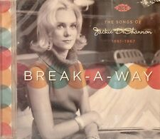 JACKIE DeSHANNON, The Songs Of - BREAK-A-WAY - 27 Cuts
