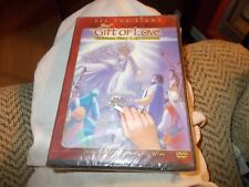 THE GIFT OF LOVE-CHRISTMAS STORY & ART LESSONS! DVD BRAND NEW SEALED