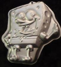 Sponge Bob Square Pants Cake Pan 2002 Wilton 2105-5130 Aluminum #14