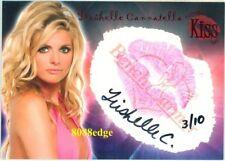 2006 BENCHWARMER KISS AUTO: TRISHELLE CANNATELLA #3/10 AUTOGRAPH