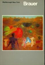 Brauer. Oils, Gouaches, Watercolours and Etchings. Catalogo 1971