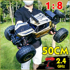 Us 37/50cm 2.4Grc Monster Truck Car Off-Road Vehicle Remote Control Crawler Toys