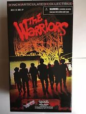 """BOXED 8"""" 2008 MEZCO TOYS THE WARRIORS DELUXE SERIES CYRUS MOVIE ACTION FIGURE"""