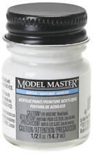 Testors Model Master Flat Reefer White 1/2 oz Acrylic Paint 4873 TES4873