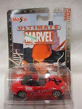 Maisto Ultimate Marvel Die-Cast Collection Series 1 #14 - Elektra M5