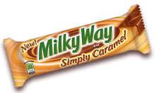 Milky Way Simply Caramel x 3 Bars American Import
