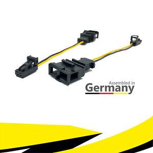 ADAPTER FÜR ORIGINAL AUDI LED Kennzeichenbeleuchtung Set 4G0943021 4G0 943 021