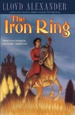 The Iron Ring (Turtleback School & Library Binding Edition)-ExLibrary
