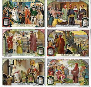 Liebig Deutsch A 897 Aus Dantes Leben