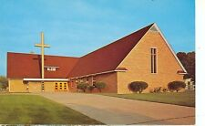 HOLLAND,MICHIGAN-ZION LUTHERAN CHURCH-31ST AND PINE-(MICH-H)