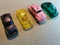 Job Lot Volkswagen Beetle Classic Car Diecast + Car Show Memorabilia Pen Holders