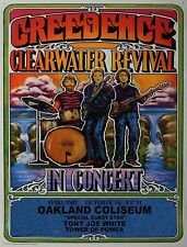 Creedence Clearwater Revival Iron On Transfer For T-Shirt & Light Color Fabric#3