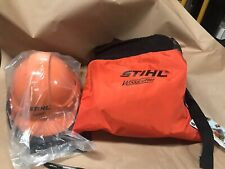 Stihl Woodcutter Helmet Protective Chaps Chainsaw Safety