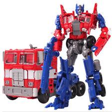 Transformers Figure Optimus Prime Action Figure Car Deformation Robots Toys